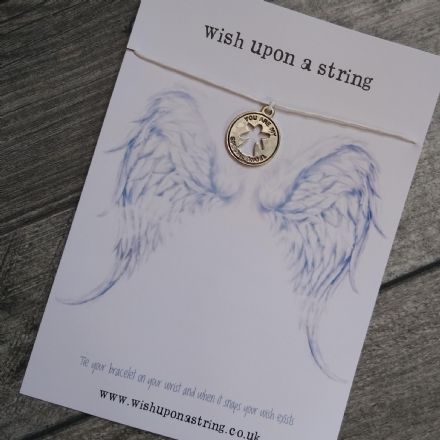 Wish String Bracelet- You are my special angel